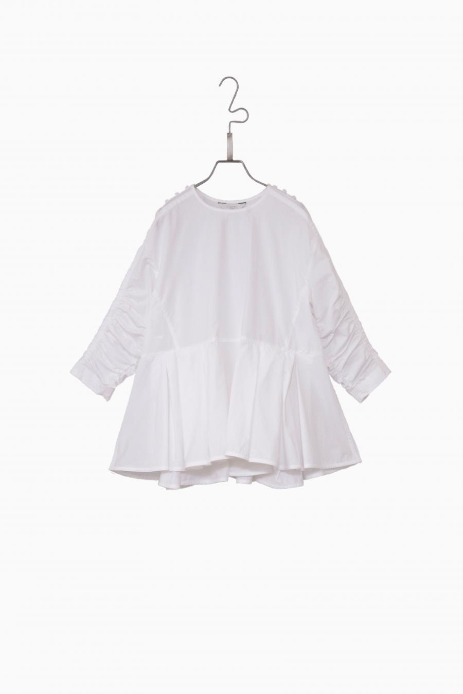 A-line Flare Blouse